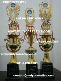 Pesan Piala, Pesan Trophy, Pesan Tropi, Pesan Piala Plastik