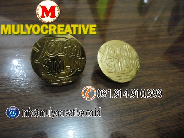pin logam (25)