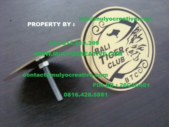plat-bali-tiger-club