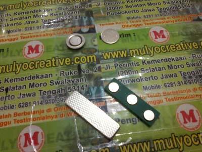 Jual magnet nama jual magnet name tag mata tiga pesan magnet nama jual magnet name tag