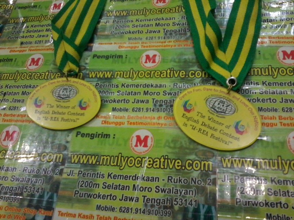 Medali mendali gordon murah mulyocreative