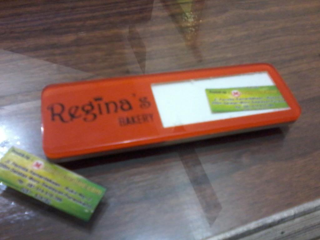 Name Tag Reusable nama dada mulyocreative