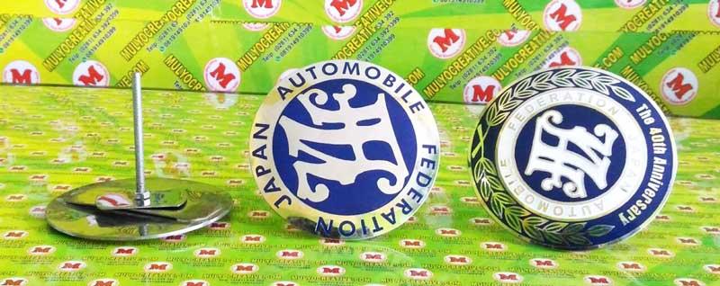 Emblem Grill Mobil, Japan Automobile