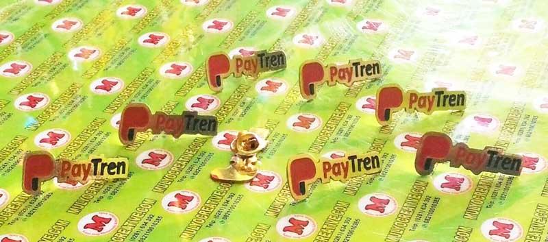 Bros Paytren Bundar/ Bulat, dengan menggunakan bahan baku logam kuningan, juga dilengkapi lapisan resin lycal