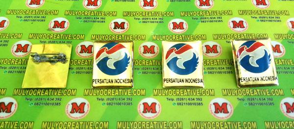 Pin Perindo, Lencana Pin Partai Perindo, Order dan Pesan sekarang juga di Mulyo Creative